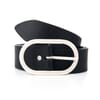 ceinture femme noir fabriquee en France