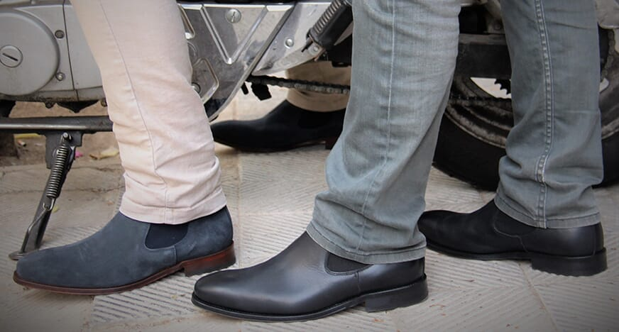 chelsea boots Jules & Jenn