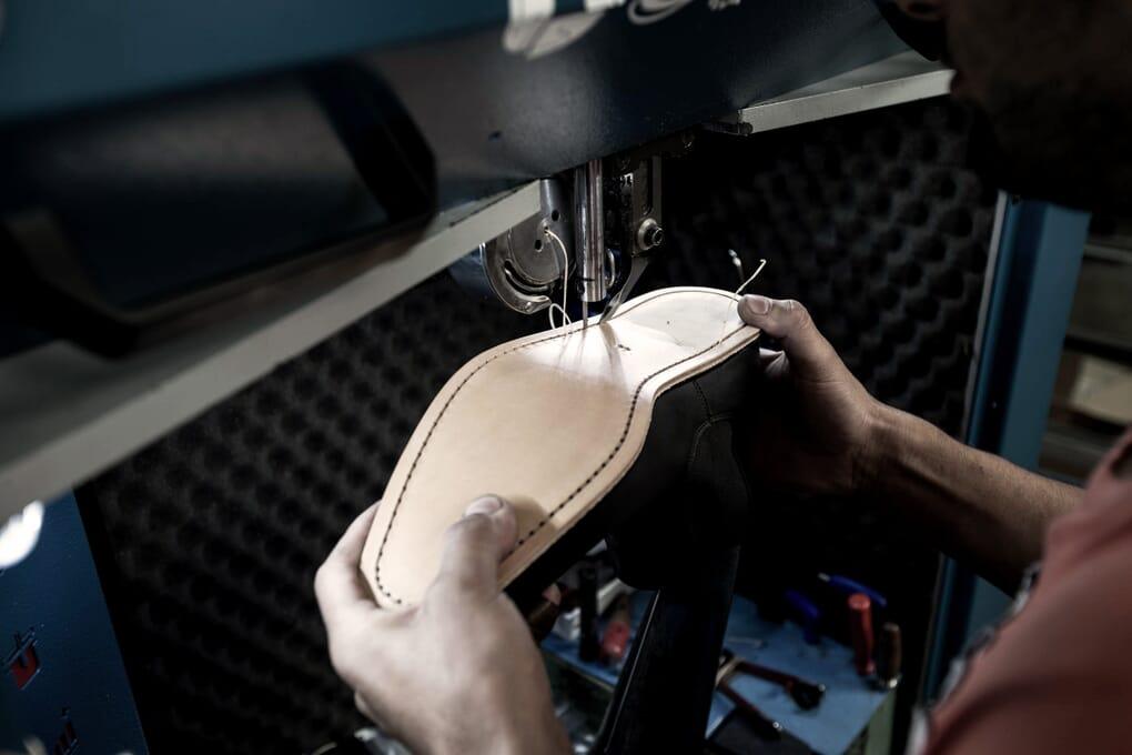 Semelle cousu Blake chaussures cuir homme Jules & Jenn