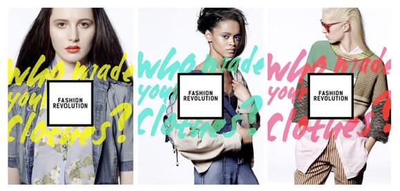 Fashion Revolution - Jules & Jenn