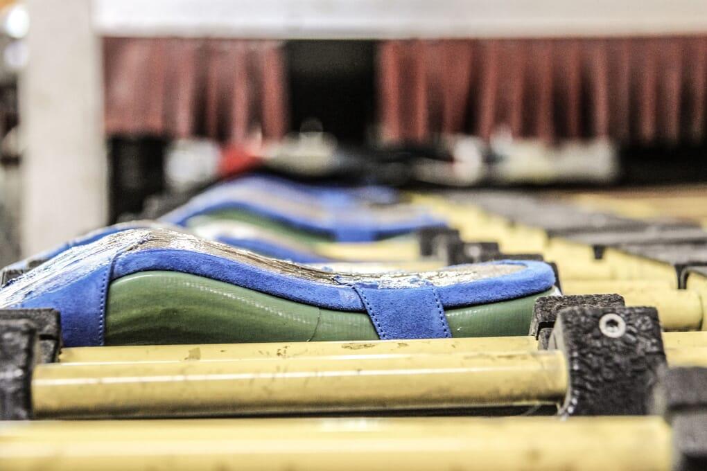 Atelier fabrication chaussures femme sandales Portugal Jules & Jenn