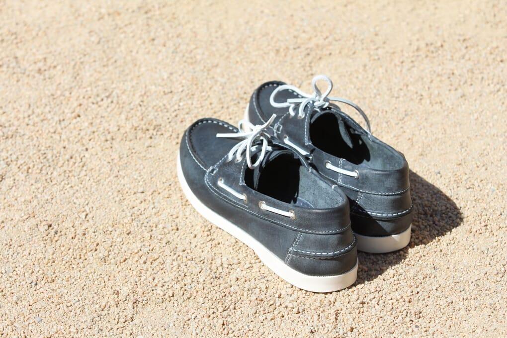 La chaussure bateau Jules & Jenn