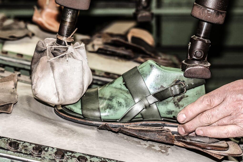 atelier Parrage chaussures cuir Jules & Jenn
