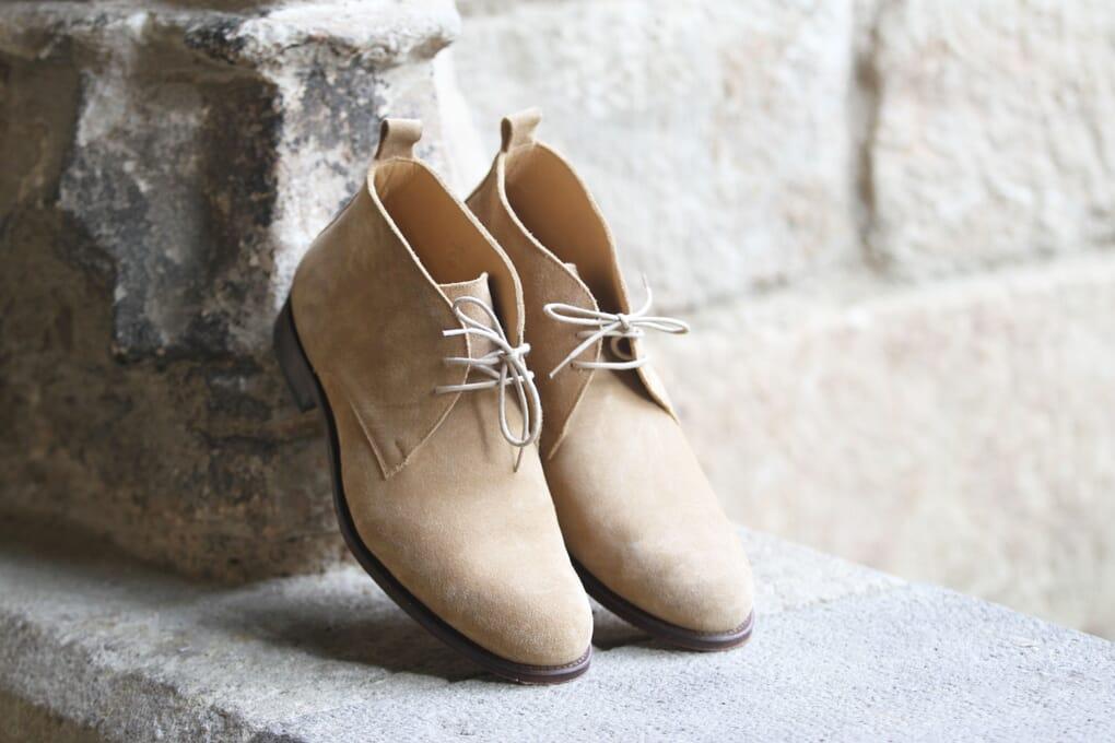 rentree responsable desert boots jules & jenn
