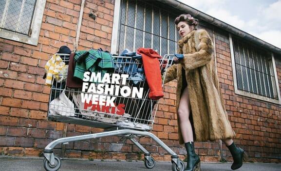 Fashion week mode responsable jules & jenn