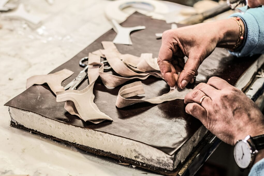 atelier bottines à talon jules & jenn