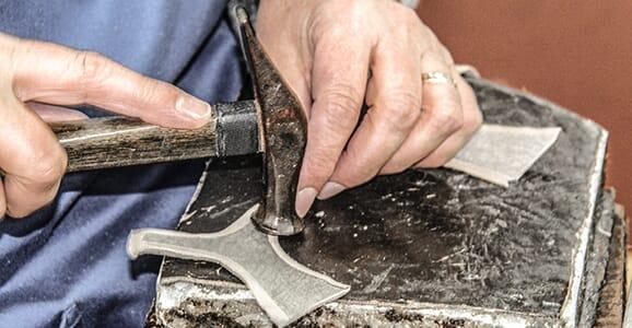 L'atelier de fabrication de chaussures femme, Portugal (Porto)