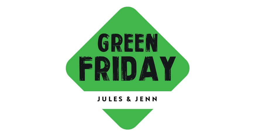 blog jules jenn green friday