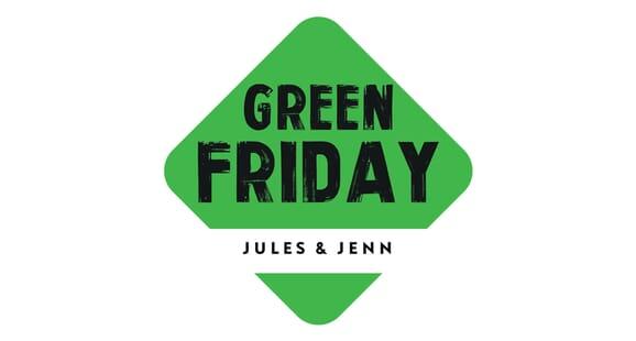 blog jules jenn green friday
