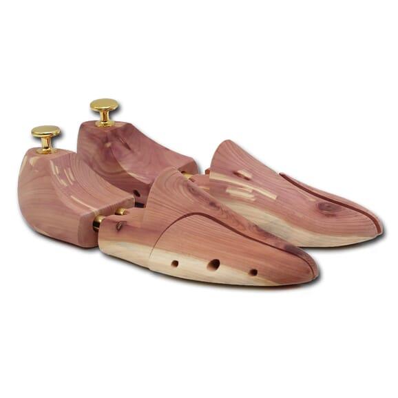 Chaussures bateau cuir marron