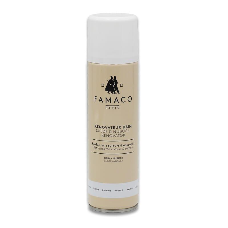Spray renovateur daim incolore Famaco JULES & JENN