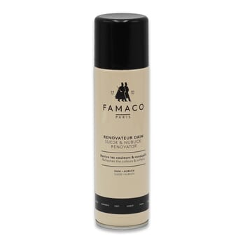 Spray renovateur daim noir Famaco JULES & JENN
