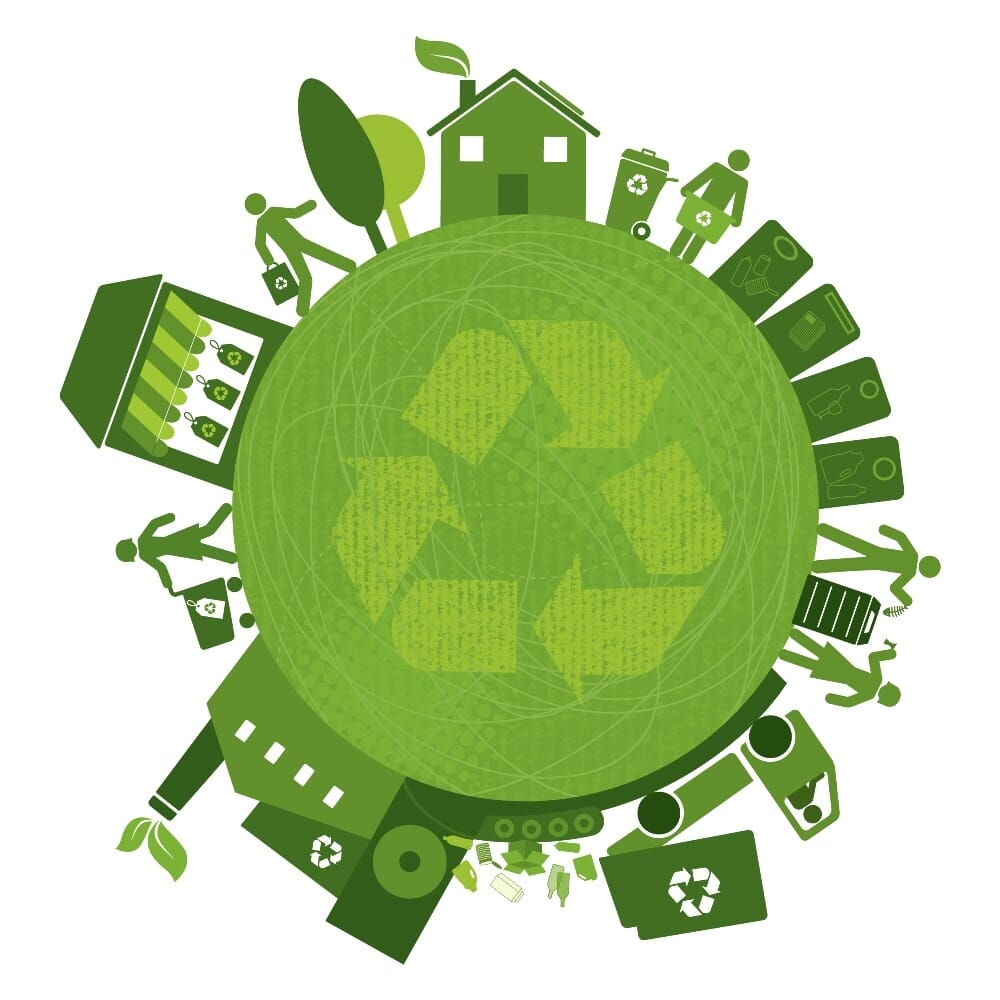 recyclage ecologie jules & jenn