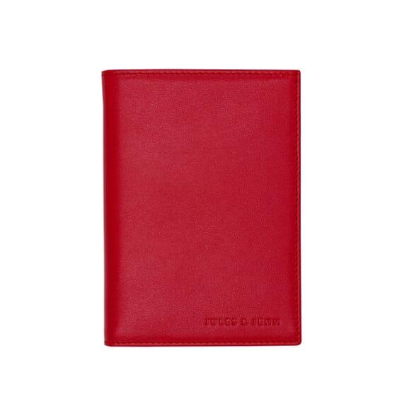 Espadrilles toile coton recyclé rouge & blanc
