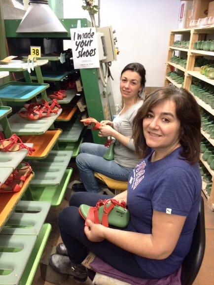Atelier Chaussures Italie JULES & JENN
