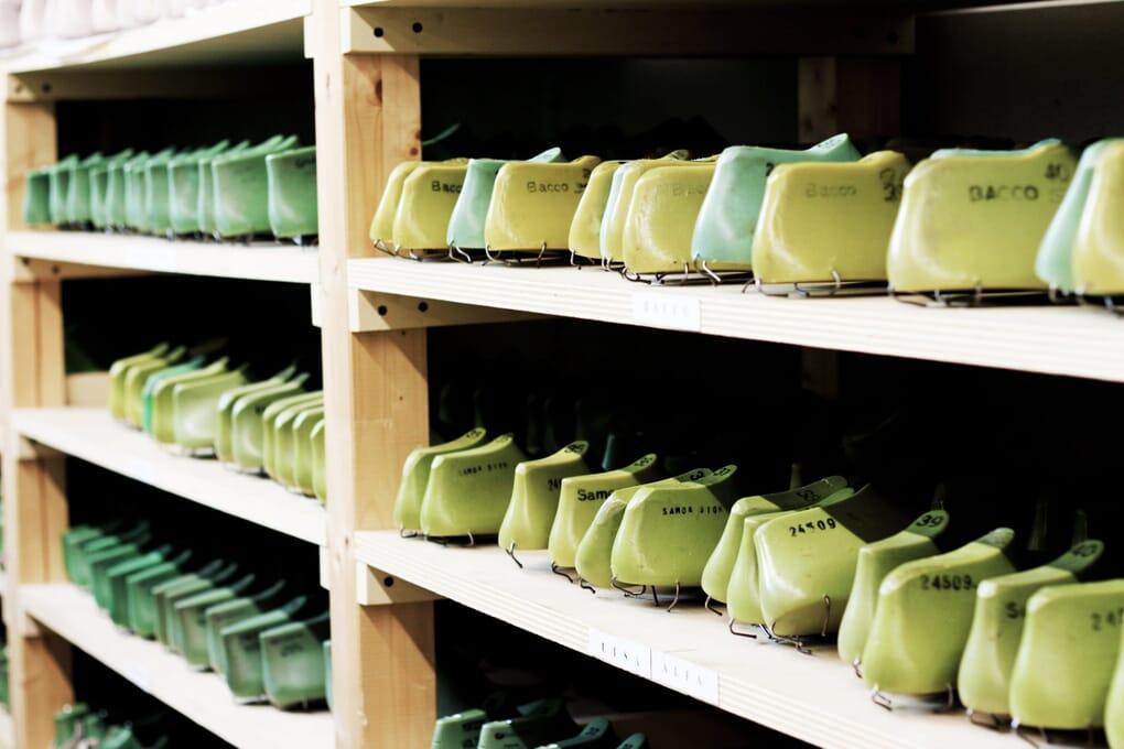 atelier de chaussures florence italie
