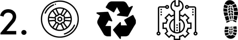 Comment est fabriquee la semelle des baskets recyclees