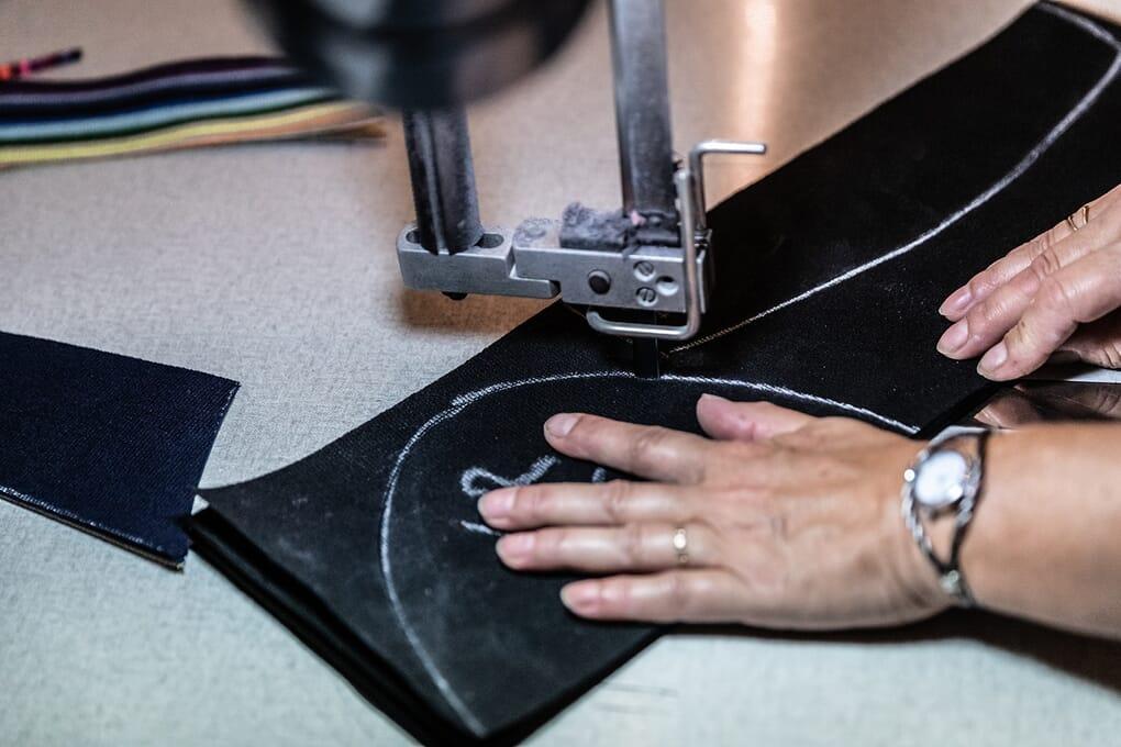 atelier fabrication espadrilles jules & jenn