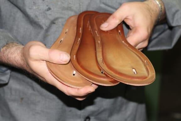 comment fabriquer une chaussure