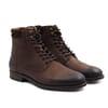 ranger boots a col cuir nubuck marron jules & jenn
