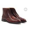 boots cousu goodyear cuir cognac jules & jenn