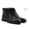 boots cousu goodyear cuir noir jules & jenn