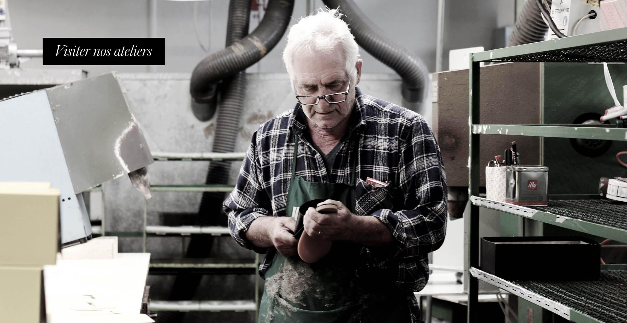atelier fabrication chaussures a florence en italie jules & jenn