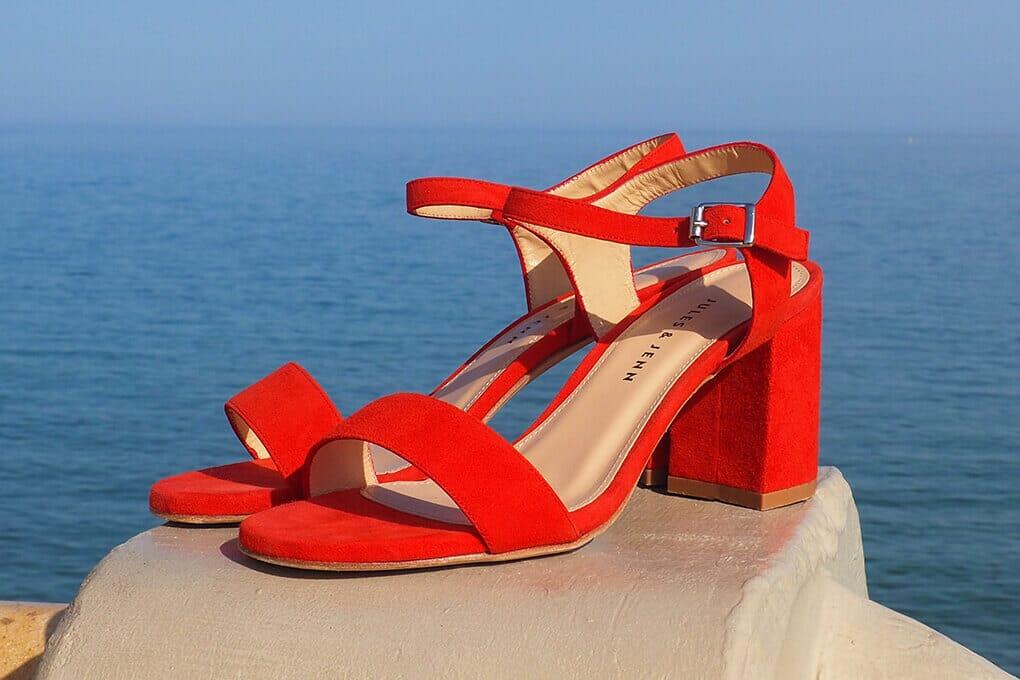 chaussures talon ete jules & jenn