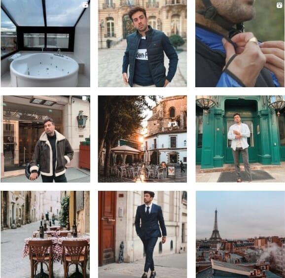 feed instagram ambassadeur nonitrof jules & jenn