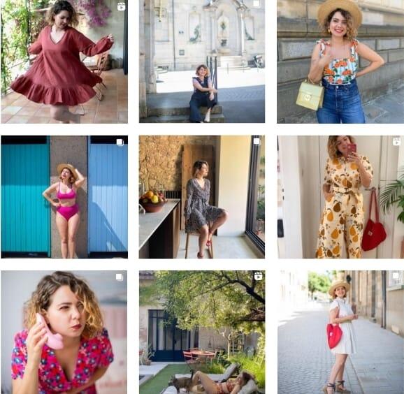 feed instagram ambassadrice juliettekitsch jules & jenn